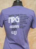 NPG / PRNAF Official First Ave T-shirt (V Neck)