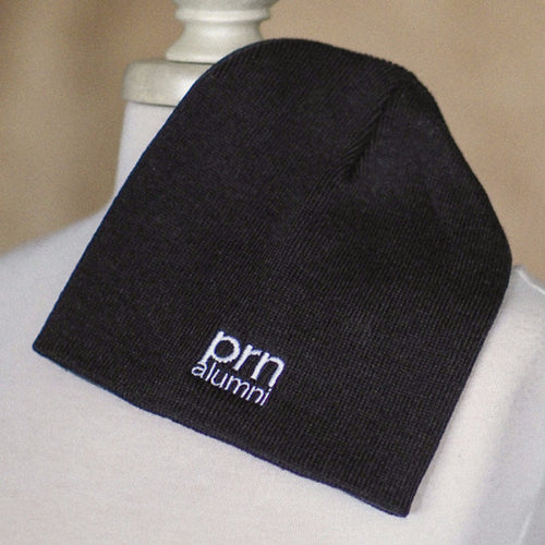 PRN Alumni Knit cap (black)