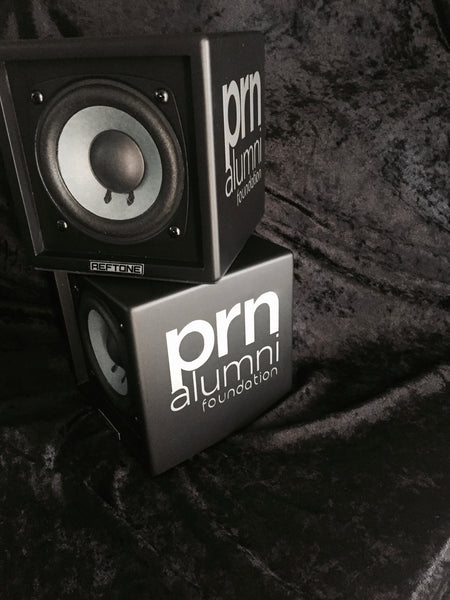 Limited Edition PRN Alumni - Reftone Speakers