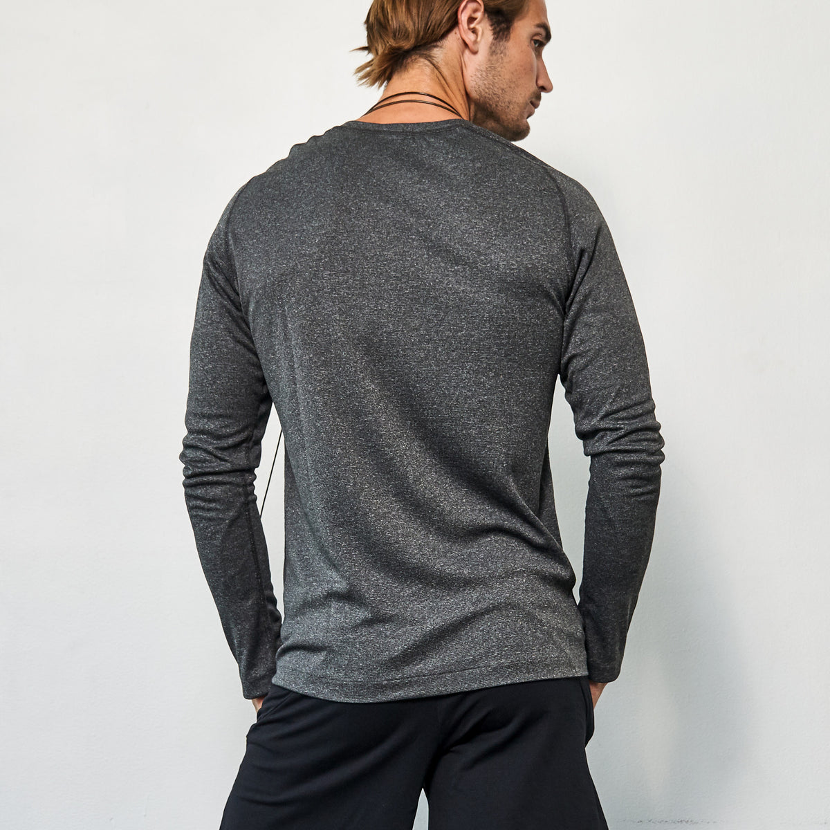 Mens Long Sleeve by Polartec®