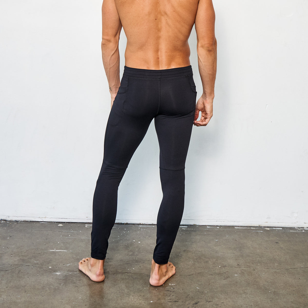 Unisex Compression Legging by Polartec®