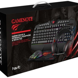 Gamenote GAMING set
