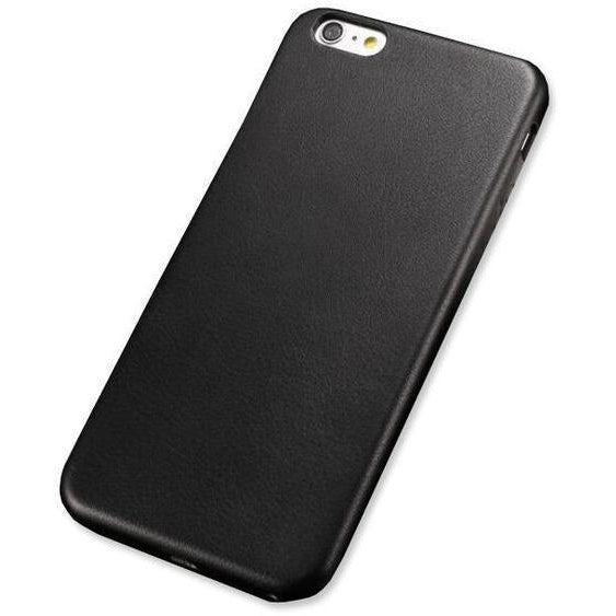 Pro+ læderlook iPhone cover (iPhone X) (1301925232708)