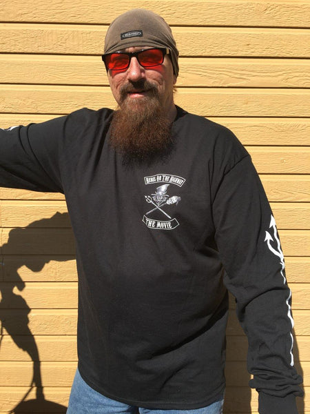 Official rebel on the highway long sleeve Voodoo shirts