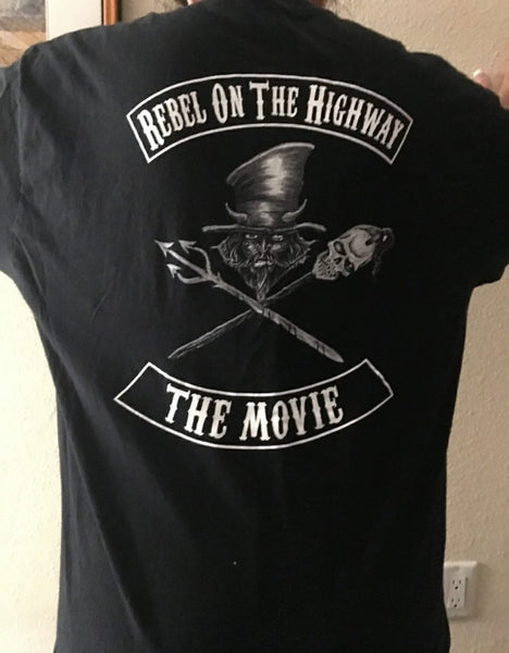 Rebel on the Highway T-Shirt