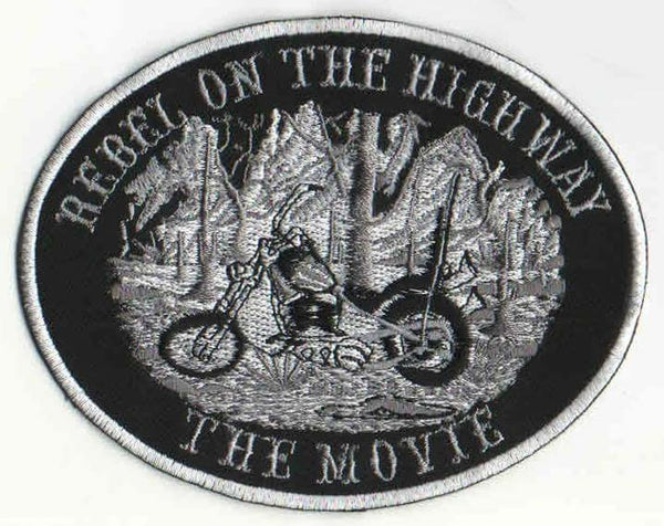 Rebel on the Highway Patch Set (Both)