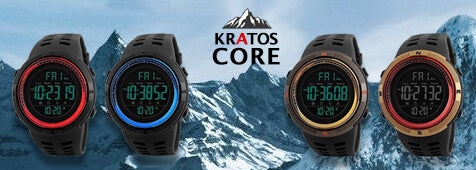 Kratos Core Ultimate Military Outdoors Watch