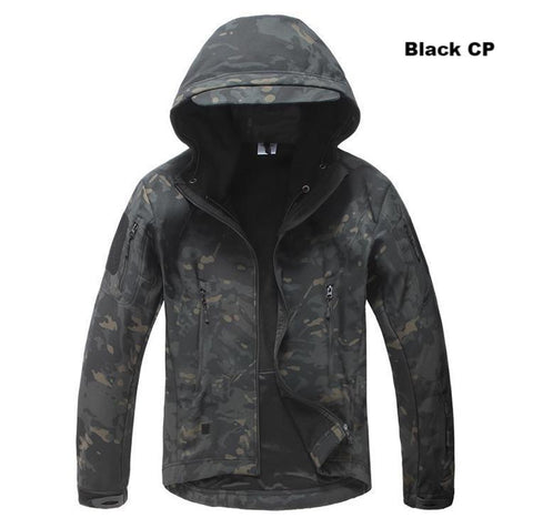 The Survivalist - Tactical Military Jacket - Essencia.co USA