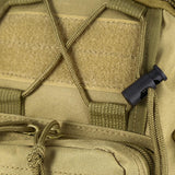 Essencia Tactical Crossbody Shoulder Bag - Essencia.co USA