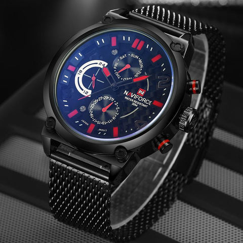 The NAVIFORCE™ Military Watch