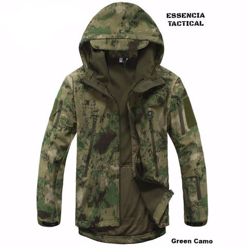 The Survivalist - Tactical Military Jacket