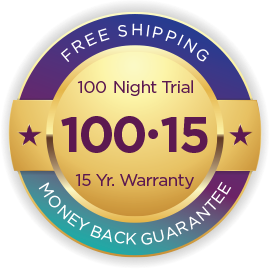 Free Shipping & 100 Night Trial