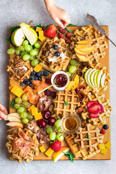 How to Build the Best Breakfast Board