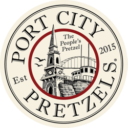 Port City Pretzels logo