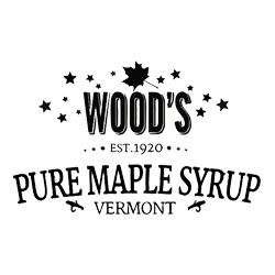 Wood's Maple Syrup Co. logo