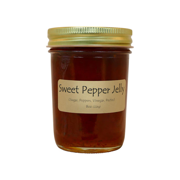 Maine Homestead Farms Sweet Pepper Jelly