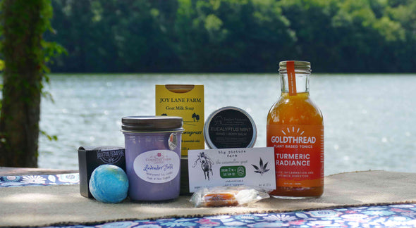 New England Rest & Relaxation Box