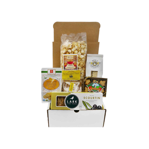 Sweet & Savory Snack Box