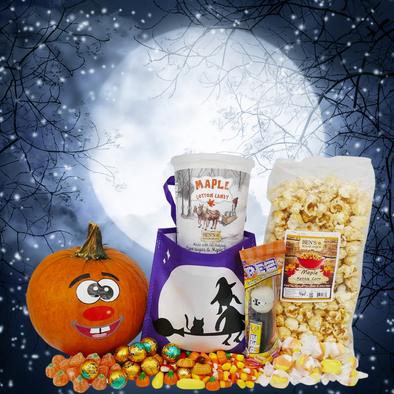 Trick or Treat Halloween Box