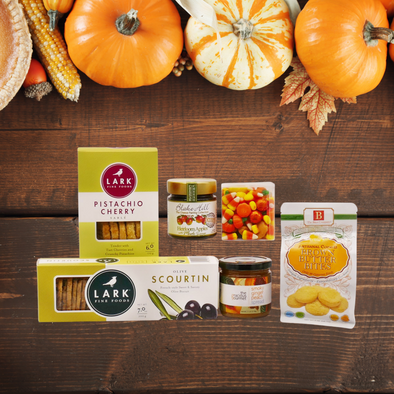 "Thanksgiving ""Be Thankful"" Giftbox"