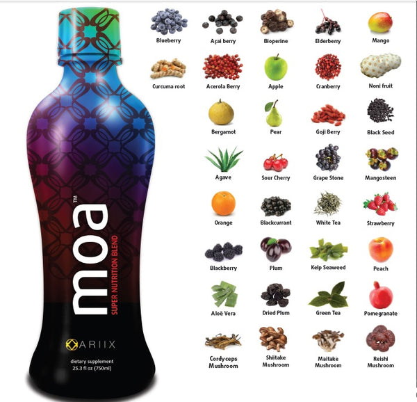 MOA Mother Of All Nutritional Drinks