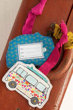 Luggage Tag | Enjoy The Ride