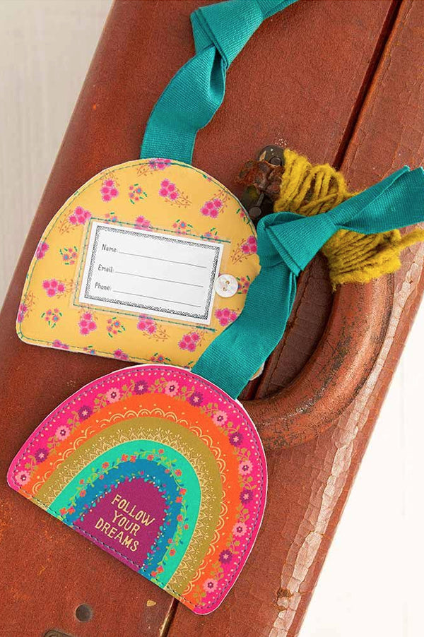 Luggage Tag | Follow Your Dreams