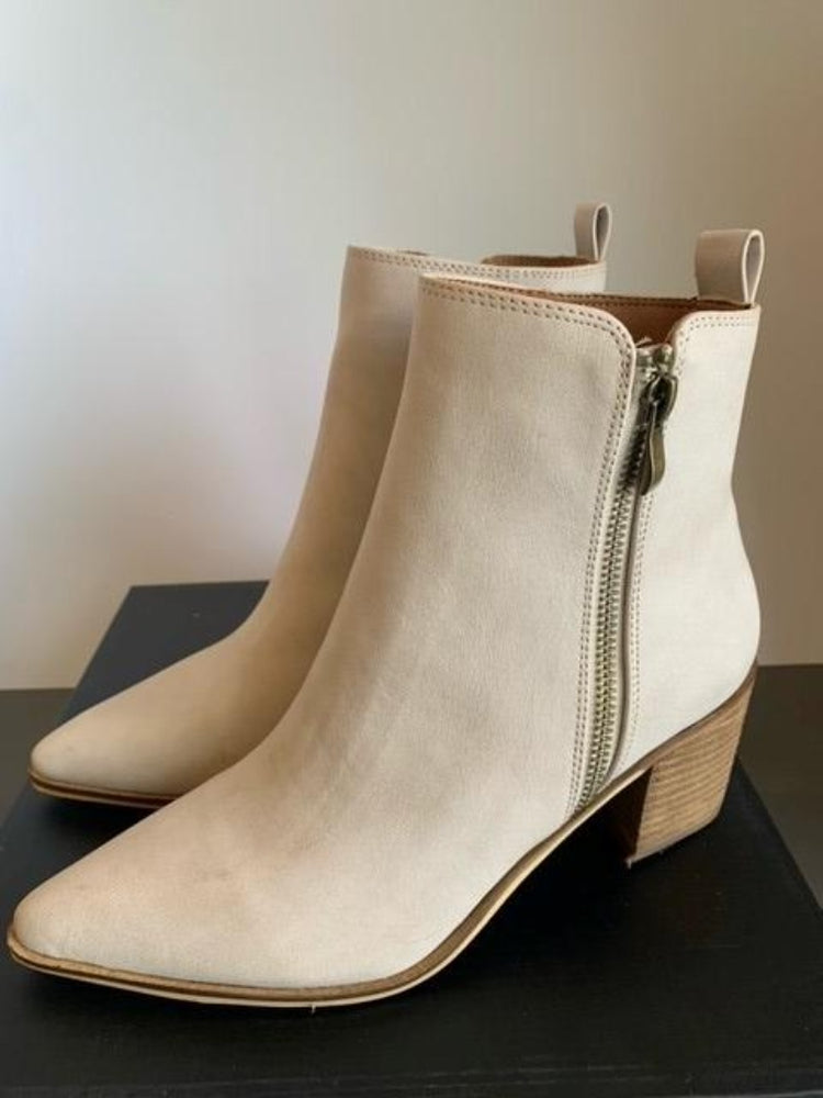 Cindy Bootie | Sand