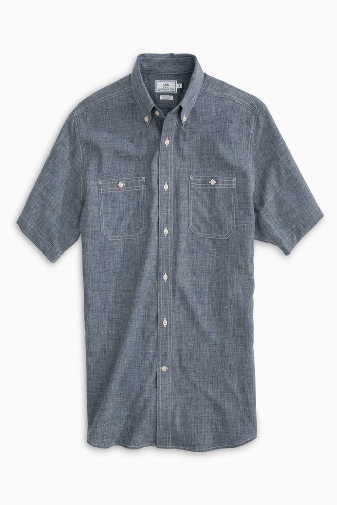 Short Sleeve Performance Dock Shirt