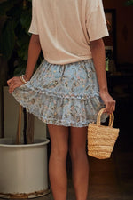 Soft Kiss Mini Skirt