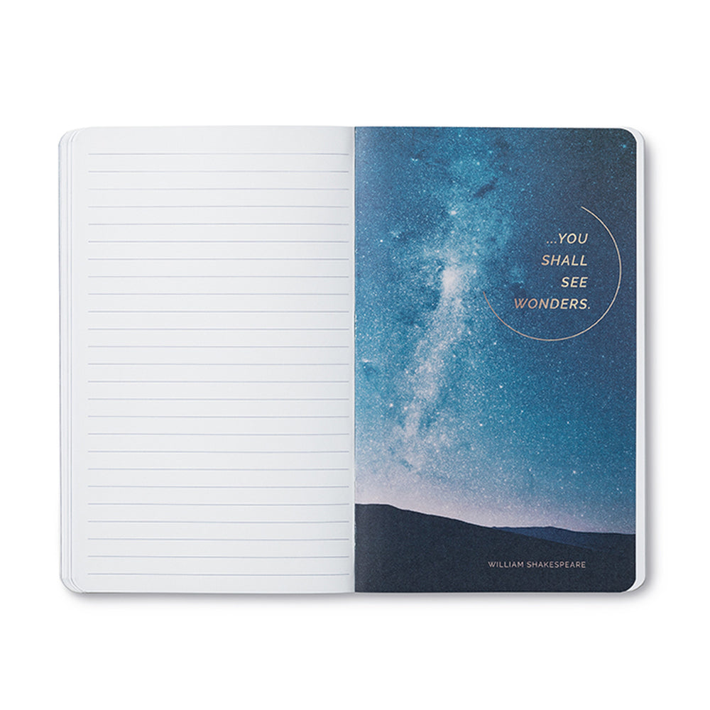 Write Now Journal | Look To The Stars