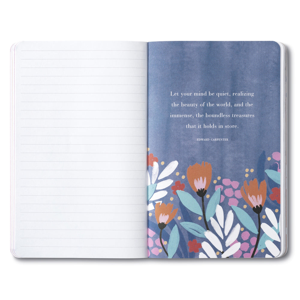 Write Now Journal | Dwell on the Beauty of Life