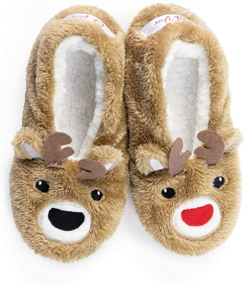 Footsies | Oh Deer Xmas