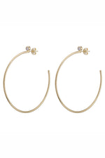 Sheila Fajl Briana Hoop Earrings