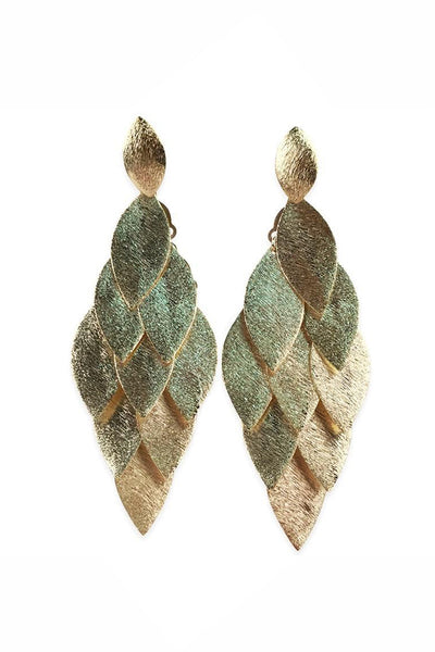 Imamu Cascading Earrings