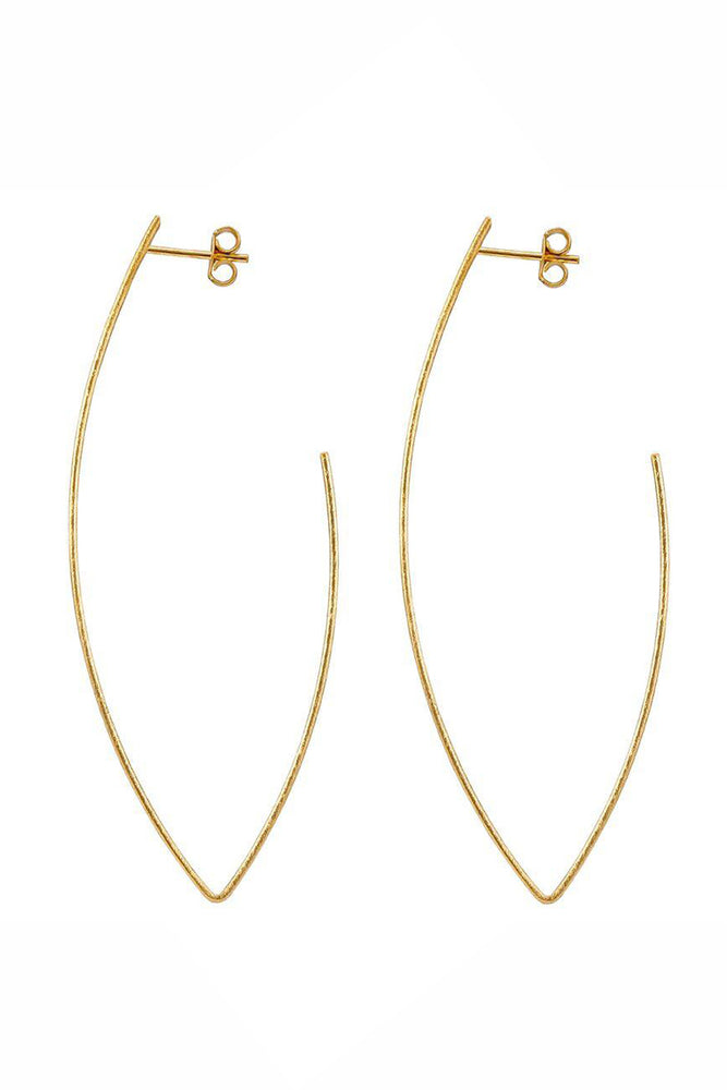 Sheila Fajl Peter Hoop Earrings