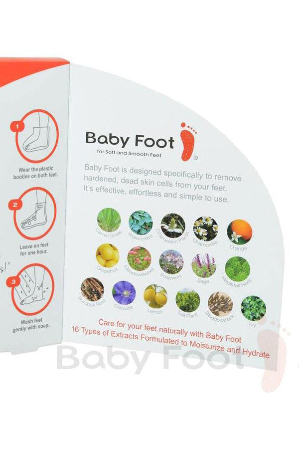 Original Baby Foot Peel