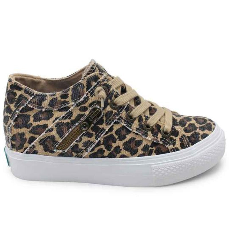 Melondrop Sneakers | Natural City Kitty Canvas