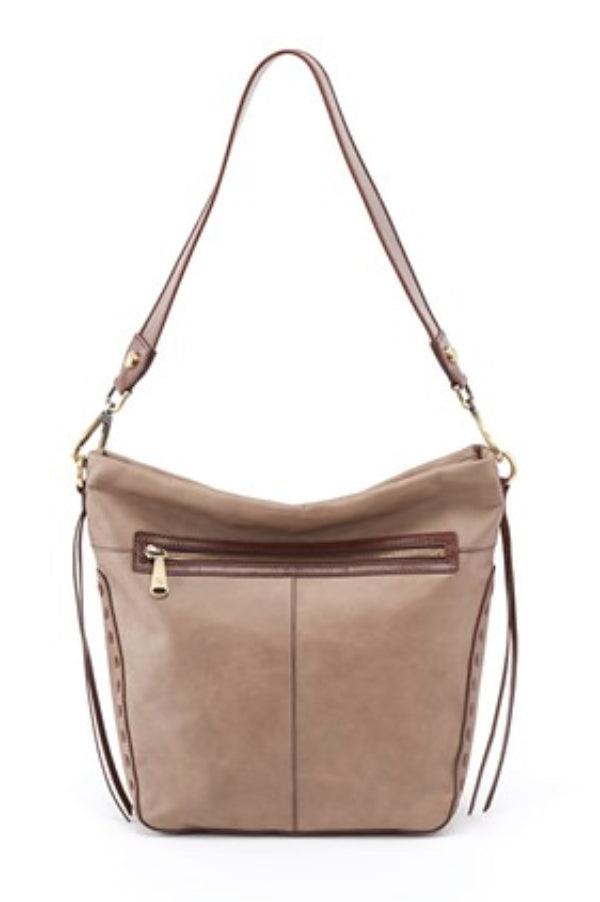 Canyon Everyday Leather Bag | Cobblestone