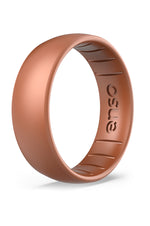 Elements Classic Silicone Ring | Copper