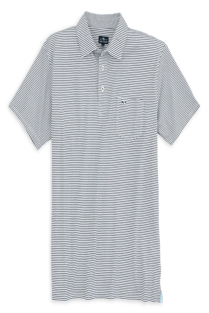 Pamlico Stripe Polo |