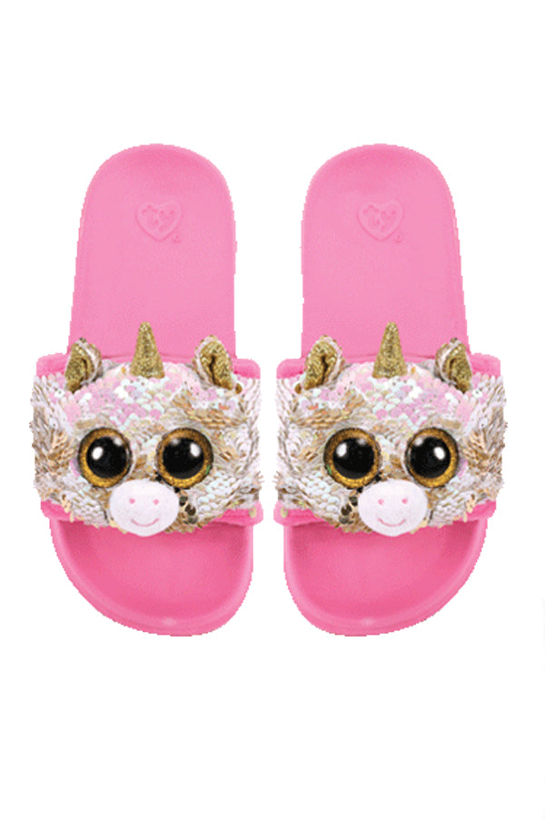 Reversible Sequin Slides | Fantasia Unicorn