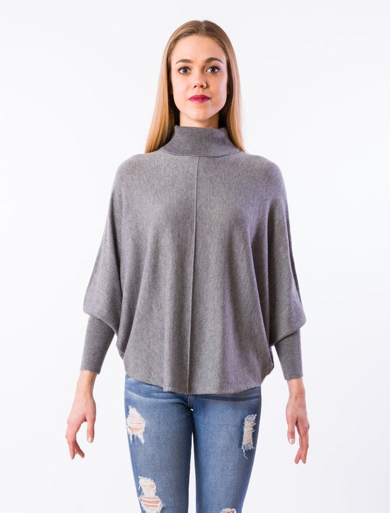 Ryu Lin Turtleneck | Ash Grey