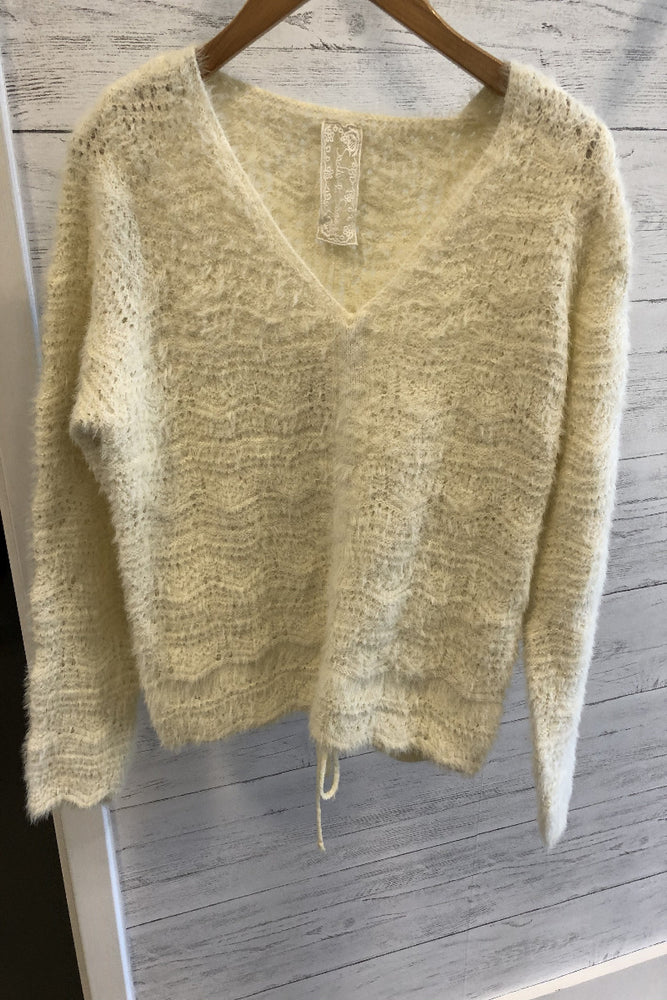 All Yours Sweater | Cream