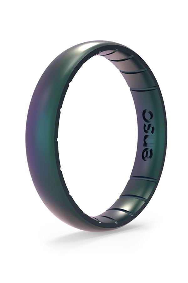 Legends Thin Silicone Ring | Mermaid