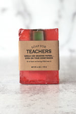 Soap For Teachers