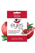 Under Eye Masks | Pomegranate Eyes - The Time Traveler