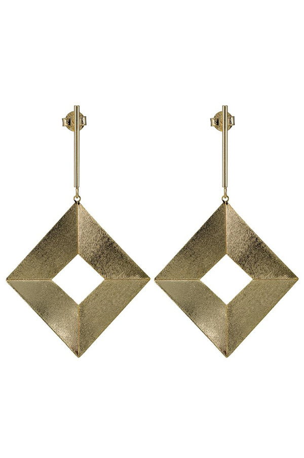 Sheila Fajl Quadro Earrings