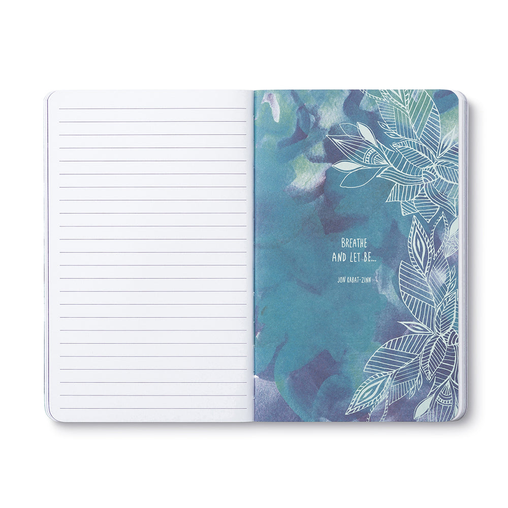 Write Now Journal | Quiet The Mind & The Should