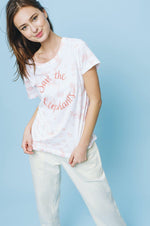 Amie Mission Slim Tee